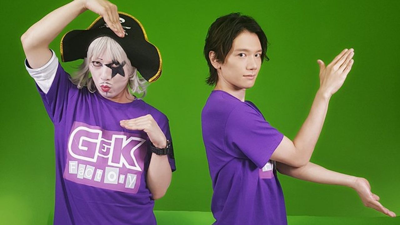 KENNさん「ゴー☆ジャス動画」のレギュラーに!ゴー☆ジャスさんとコンビ結成!