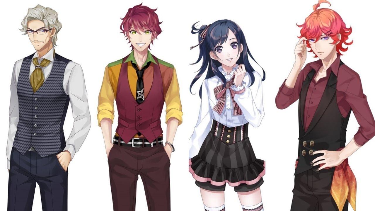 『カクテル王子』森久保祥太郎さん、佐藤拓也さんほか、キャスト情報第2弾公開!