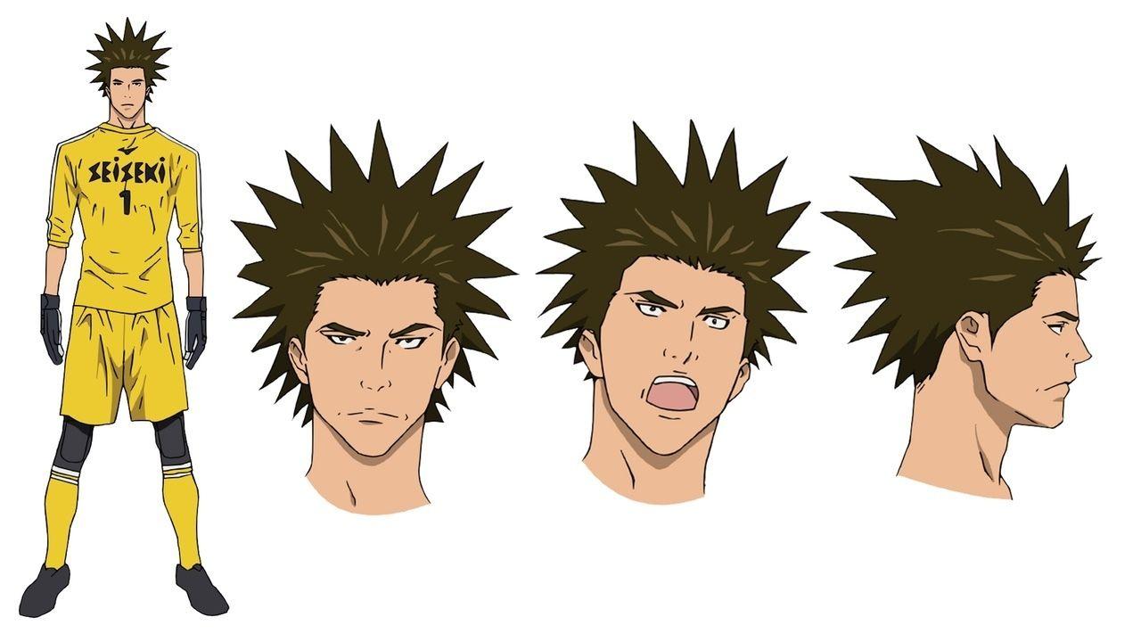 TVアニメ『DAYS』追加キャスト解禁!聖蹟の絶対的守護神は安元洋貴さん!
