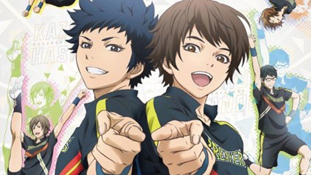 夏アニメ『チア男子!!』最新情報公開!新ビジュアルや放送時期&新キャストに安元洋貴さんも出演!