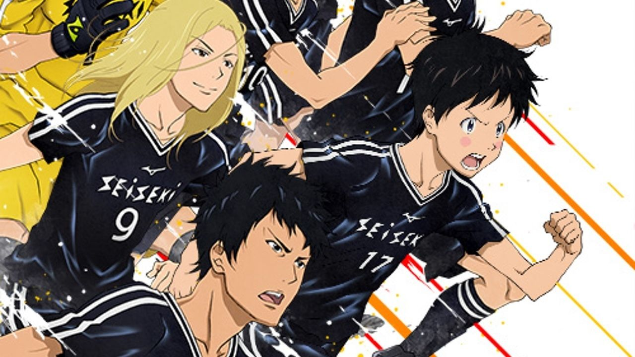 TVアニメ『DAYS』新情報解禁!第2弾キービジュアルや放送日時も一挙公開!