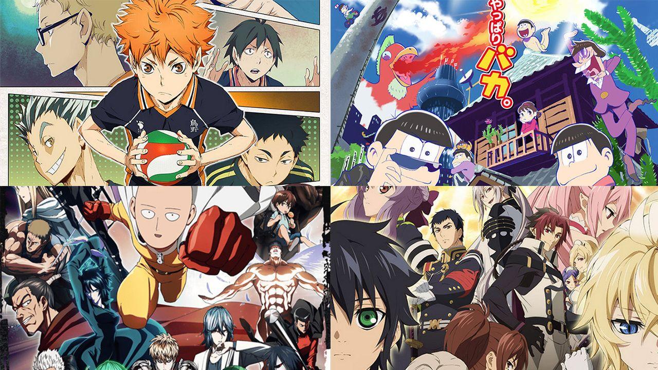 「視聴を続けようと思っている2015年秋アニメ」ランキング!第1位は『ハイキュー!!』