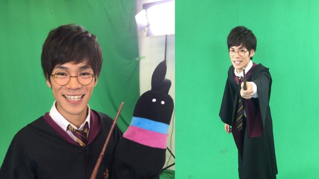 本日17日地上波で『ハリー・ポッター』最終章Part1が 放送!さらに小野賢章さん出演の特別番組も!