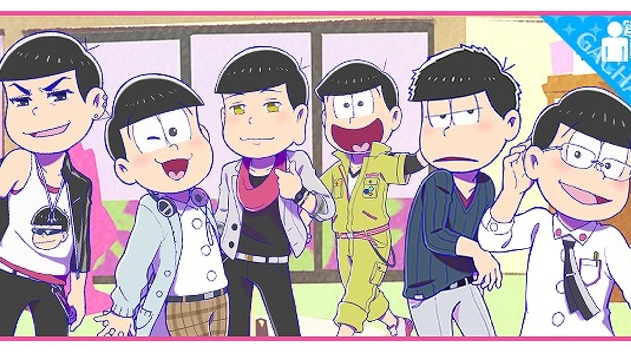 『夢色キャスト』×『おそ松さん』コラボイベント 本日22日開始!豪華キャンペーン情報が公開!