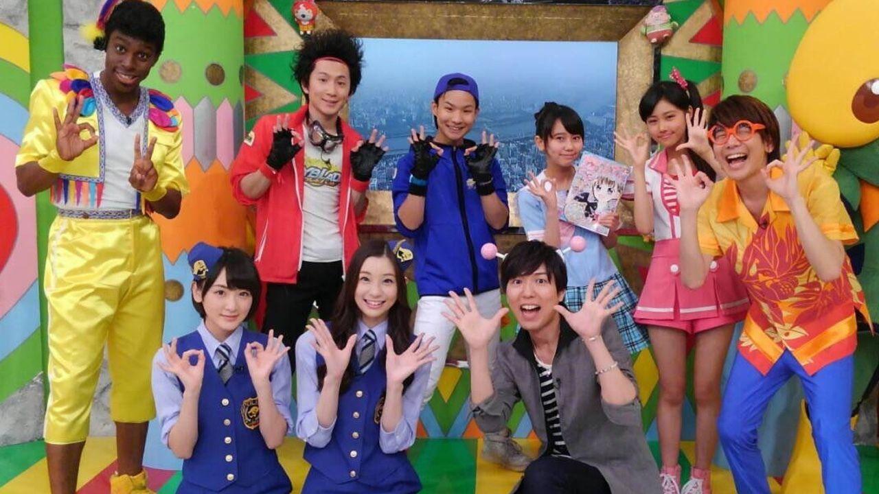 「おはスタ」に神谷浩史さんが出演!朝からテンション高い。ダイジェスト映像も配信中!