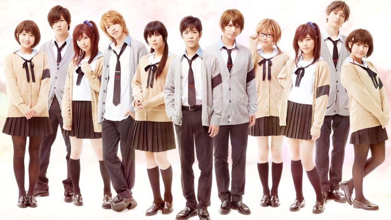 舞台『ReLIFE』 全キャストビジュアル解禁!主演の小野賢章さんからのコメント映像も公開!