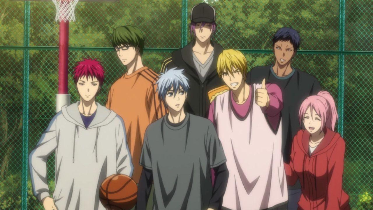 帝光中メンバーでバスケ、黒子の誕生会…OVA『黒バス』第75.5Q先行PV公開!