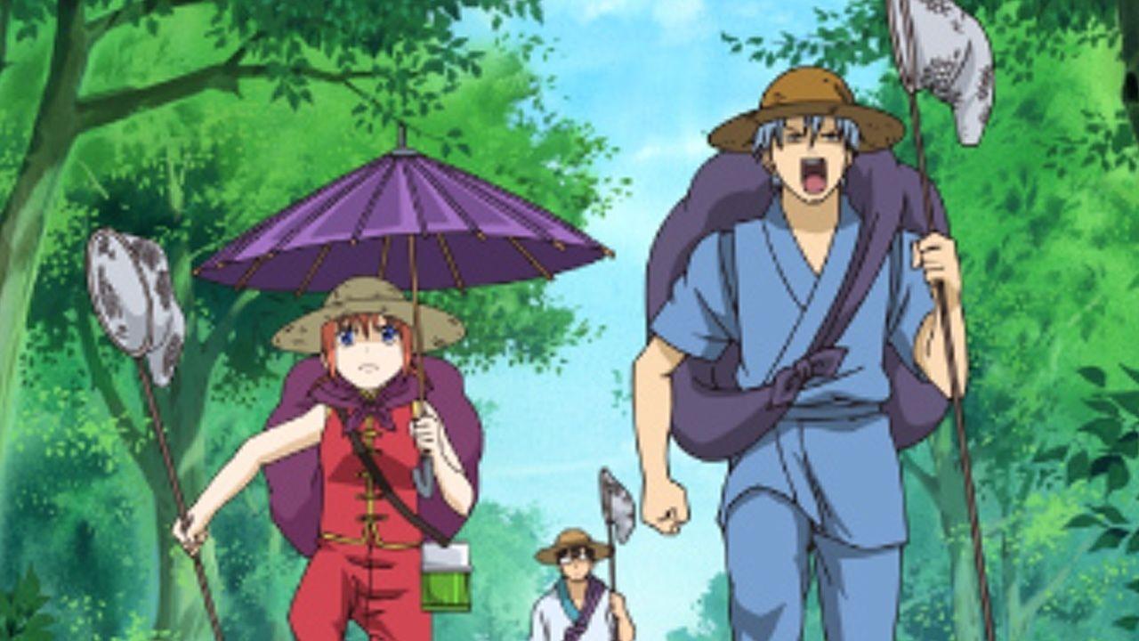 J-WORLD にて『銀魂』の伝説  夏のカブト祭りが明日19日より開催!カブト狩りじゃあああ!!