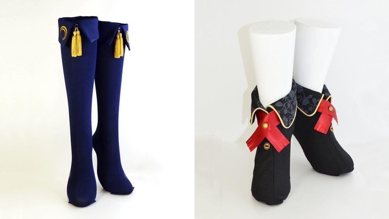 『刀剣乱舞』とERIMAKI SOXがコラボ!3種類の斬新な靴下発売。履きこなせますか?