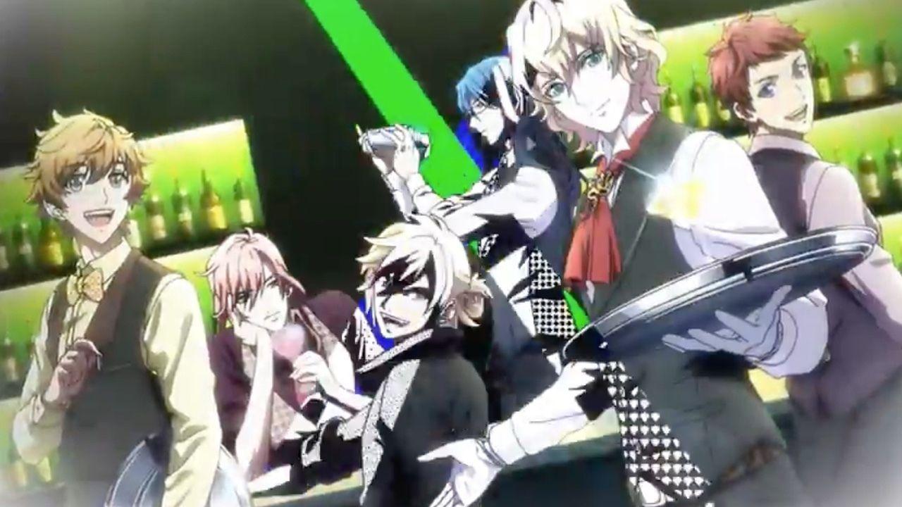 イケメンカクテル達が歌って踊る!『カクテル王子』のオリジナルMVが公開!なんとアニメ映像!