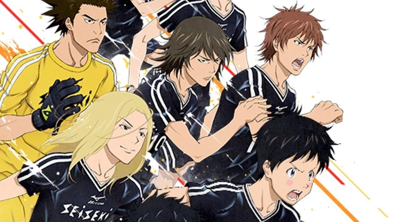 TVアニメ『DAYS』第2クール放送決定!試合はまだ終らない!