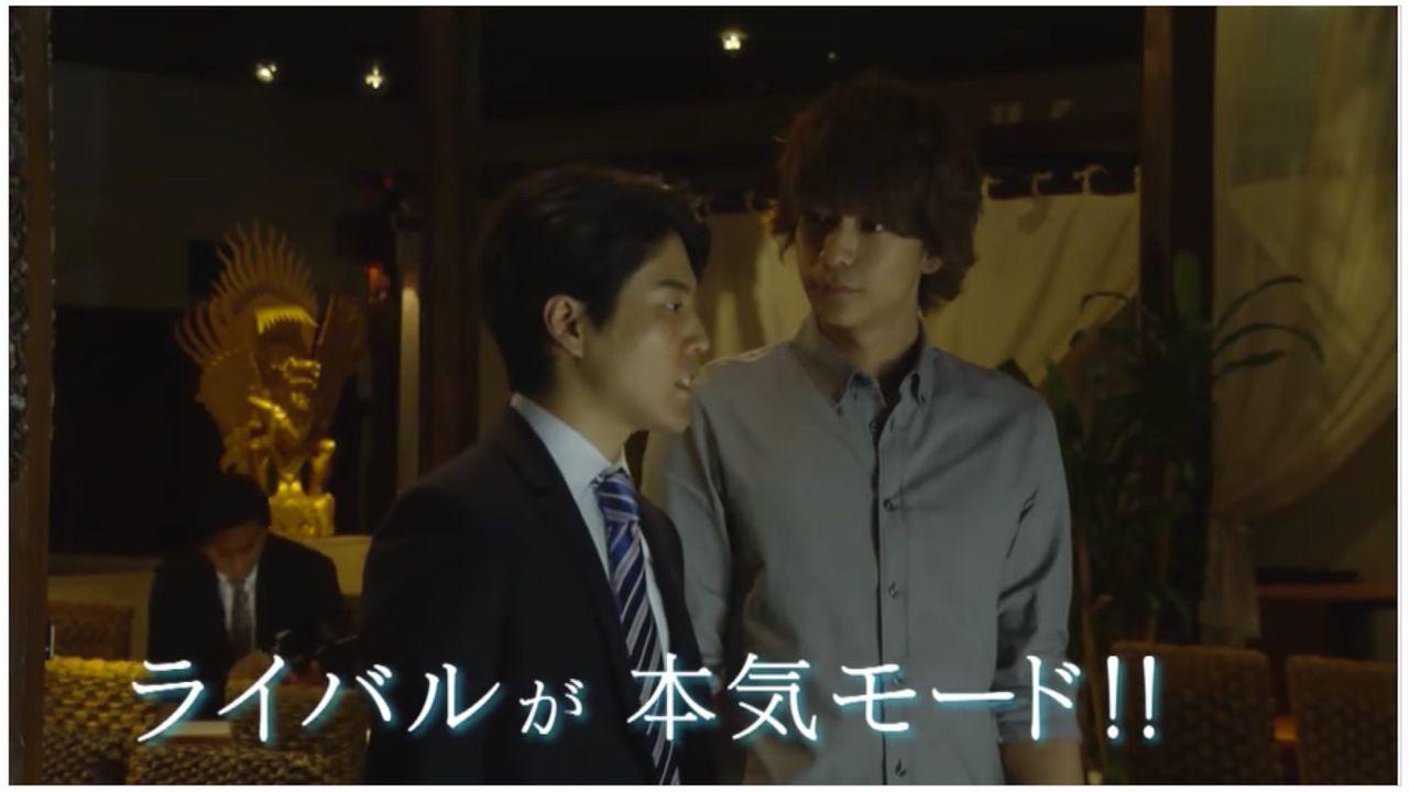 入野自由さんがフジテレビの月9ドラマ『好きな人がいること』に出演!なんとスーツ姿で予告映像にも!