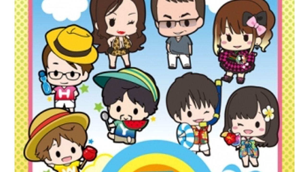 AT-Xの声優番組が渋谷マルイにやってくる!吉野裕行さんや下野紘さんのグッズがラインナップ!