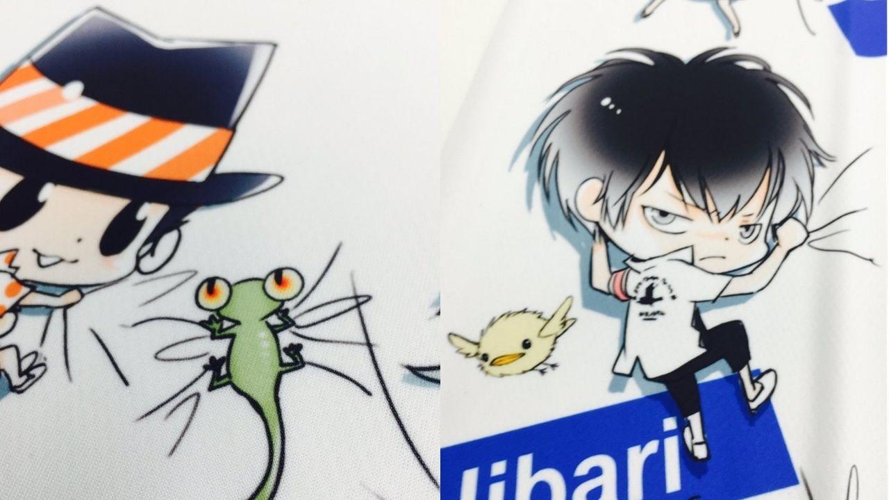 『REBORN!』などの漫画家 天野明さんの原画展が本日28日から!新規描き下ろしイラストも魅力的。