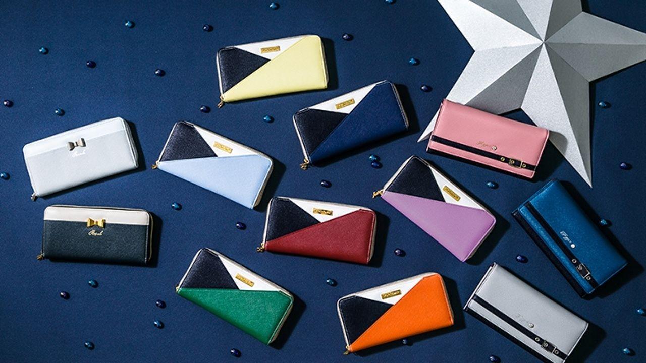 全12種類から選ぶ!『アイナナ』3ユニット12アイドルをイメージした長財布!