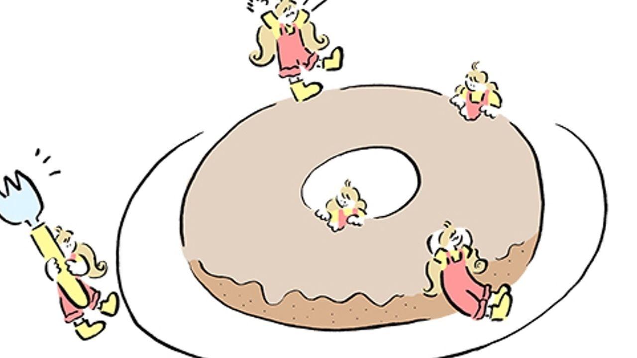 イラストレーター鬼頭祈さんと『甘々と稲妻』がコラボ!動きまわるつむぎちゃんの絵が可愛いグッズに!