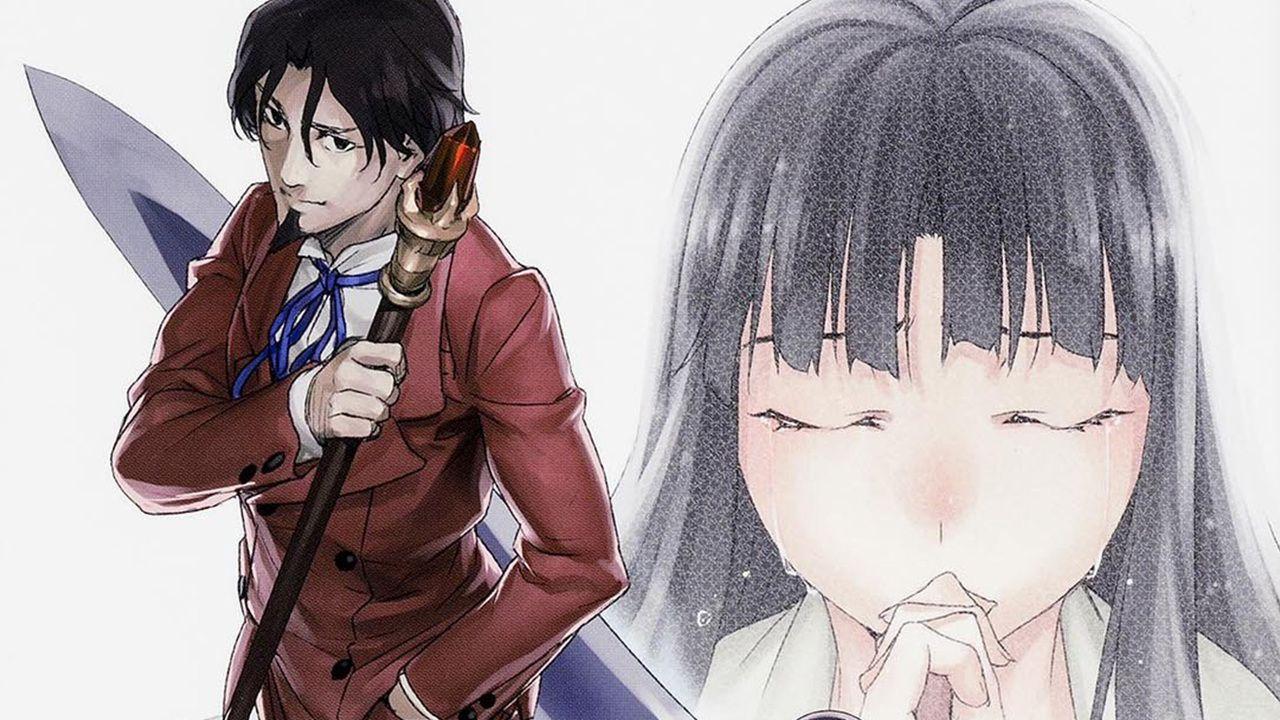 何故脱いだ!?『Fate/Zero』第11巻アニメイト特典はあの人のセクシーポーズww