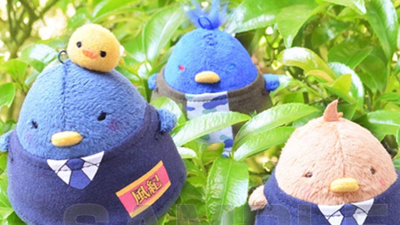 鳥の姿になっても可愛らしい!ちゅんコレ『家庭教師ヒットマンREBORN!』ちゅんっと登場!