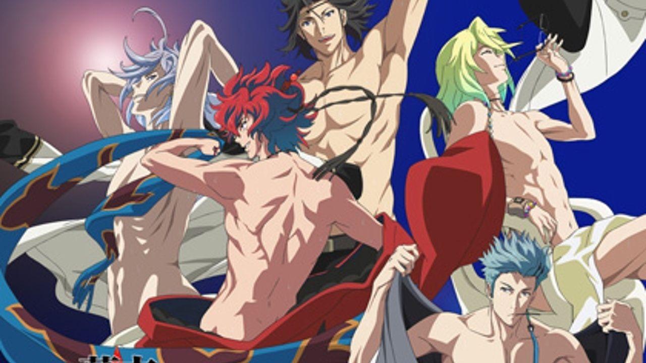 アニメ『幕末Rock』Blu-rayBOXになって登場!情報公開時間にファン「すたっふ寝て!!」