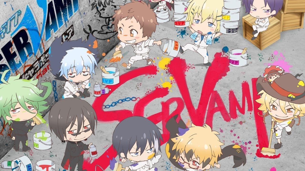 『SERVAMP-サーヴァンプ-』がキャラポップストアに!東京と大阪と福岡にて開催決定!