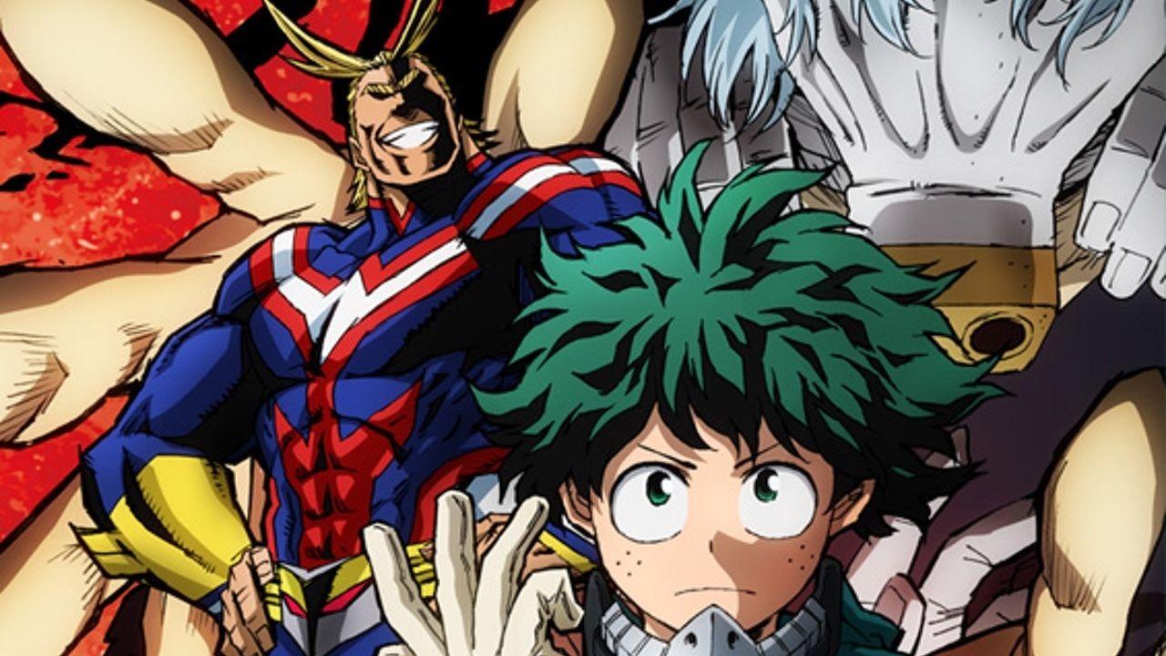 『僕のヒーローアカデミア』JSAFで新作アニメ上映!堀越先生が手がけたオリジナルストーリー!