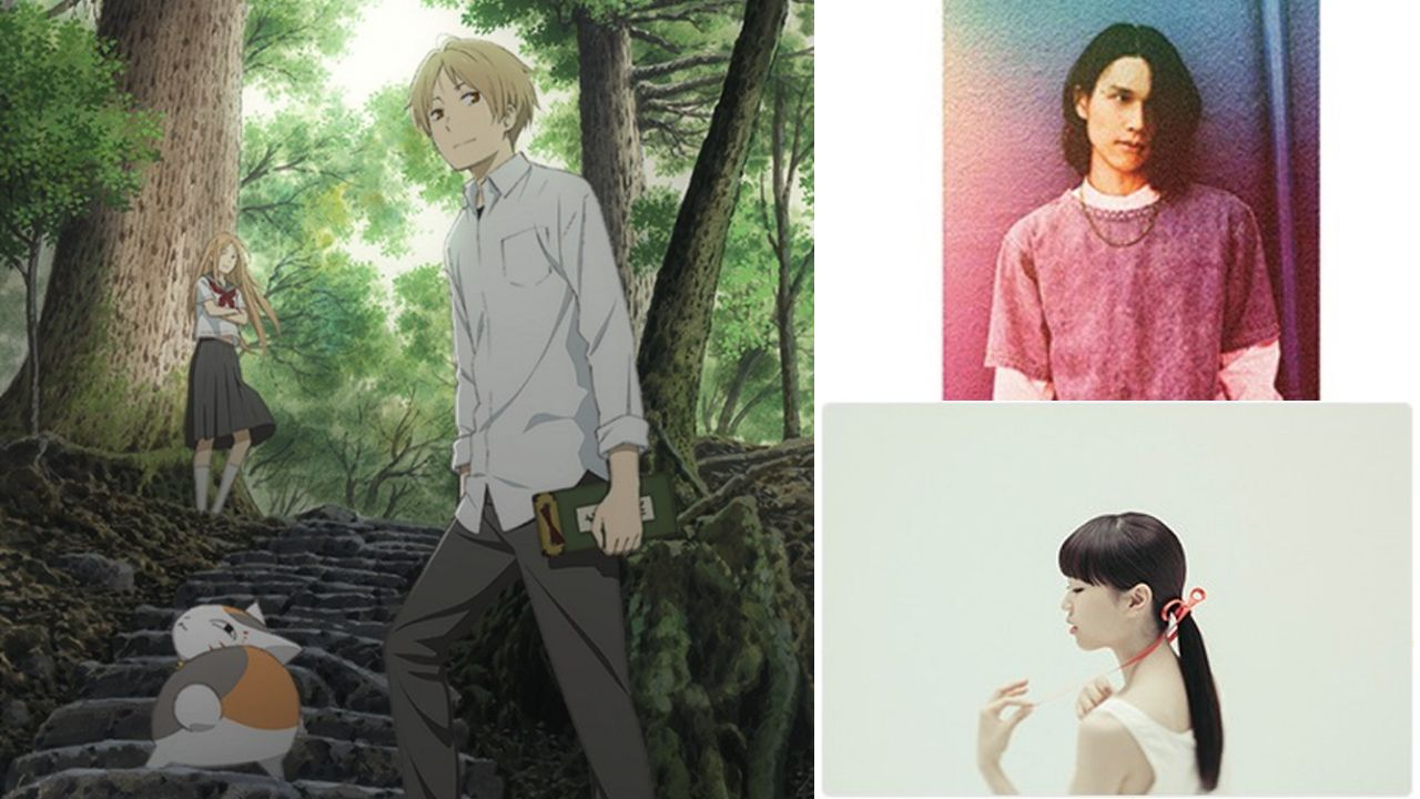 秋アニメ『夏目友人帳』キービジュ公開&OP・ED決定!EDはAimer!