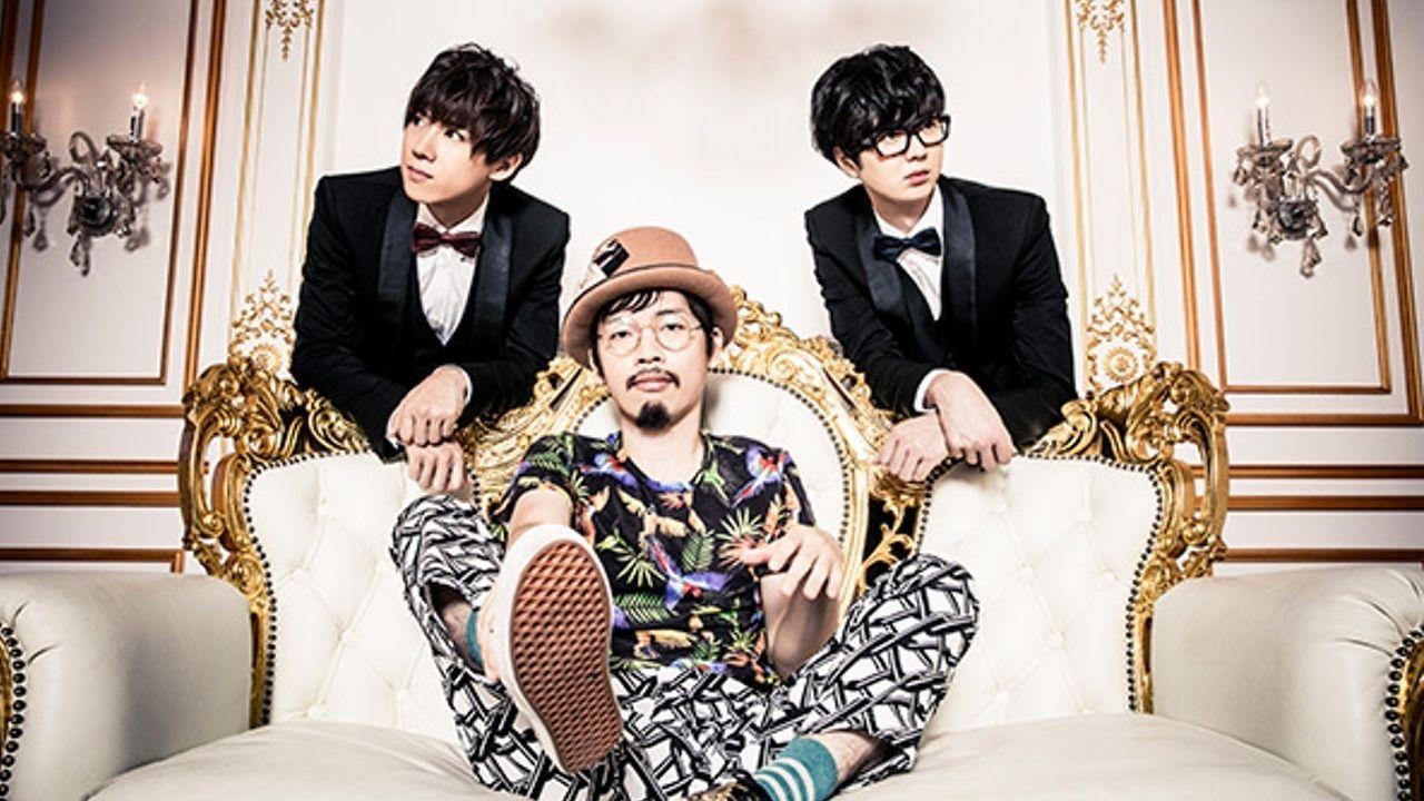 『ナンバカ』主題歌&キャラソン!PV第2弾も超ハイテンション!放送開始は10月4日から!