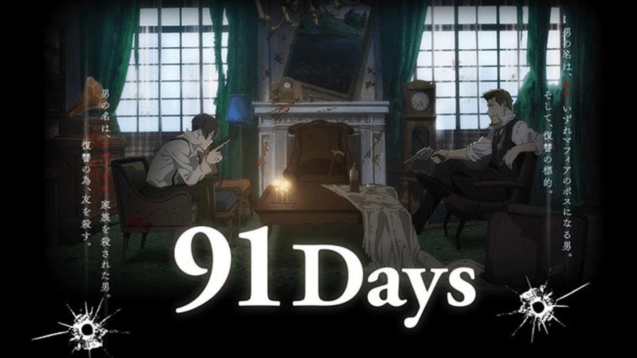 TVアニメ『91Days』の各話あらすじ/予告まとめ – 91日間の復讐劇を紹介!