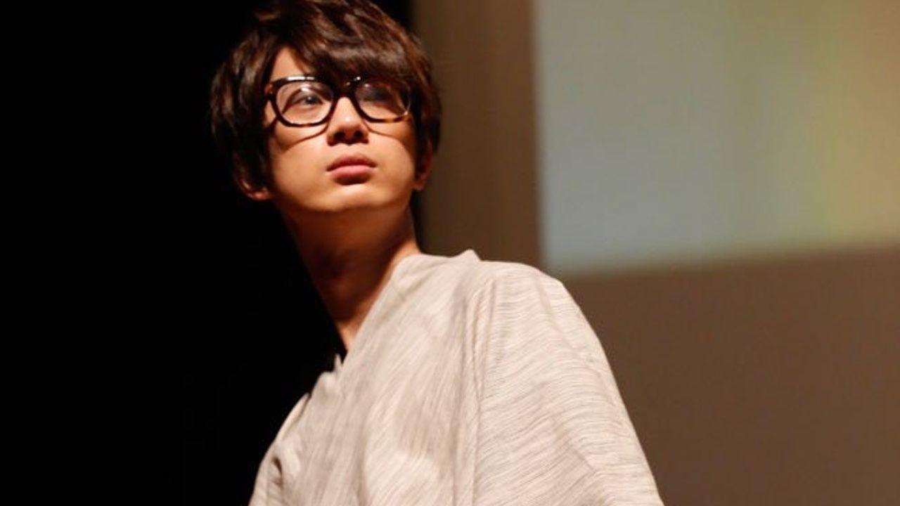 声優の江口拓也さん写真集の発売を発表!江口さん「結構脱ぎました(^з^)-☆」