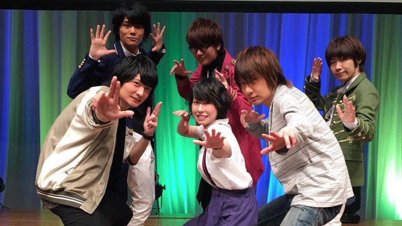 暖かく盛り上がった『少年メイド』のイベント!出演声優陣がほっこりとコメント!