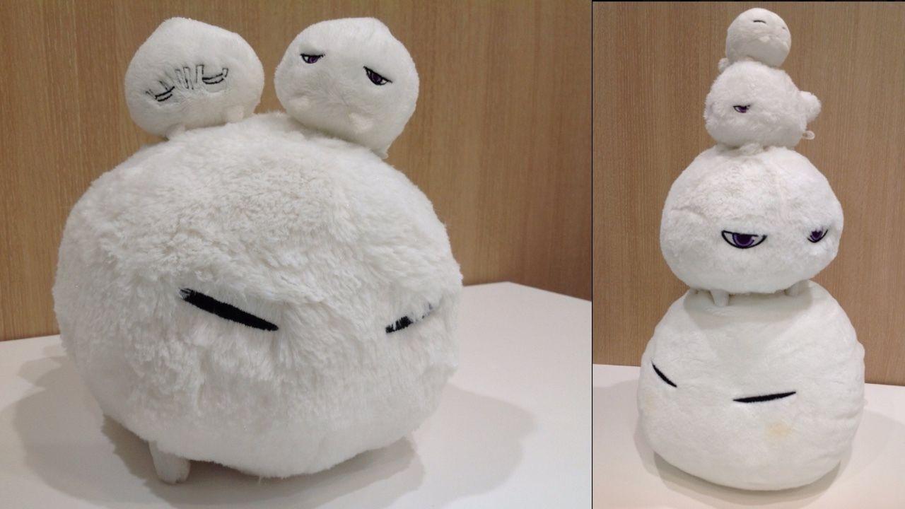 『不機嫌なモノノケ庵』どのサイズのモジャが好き?表情も様々!