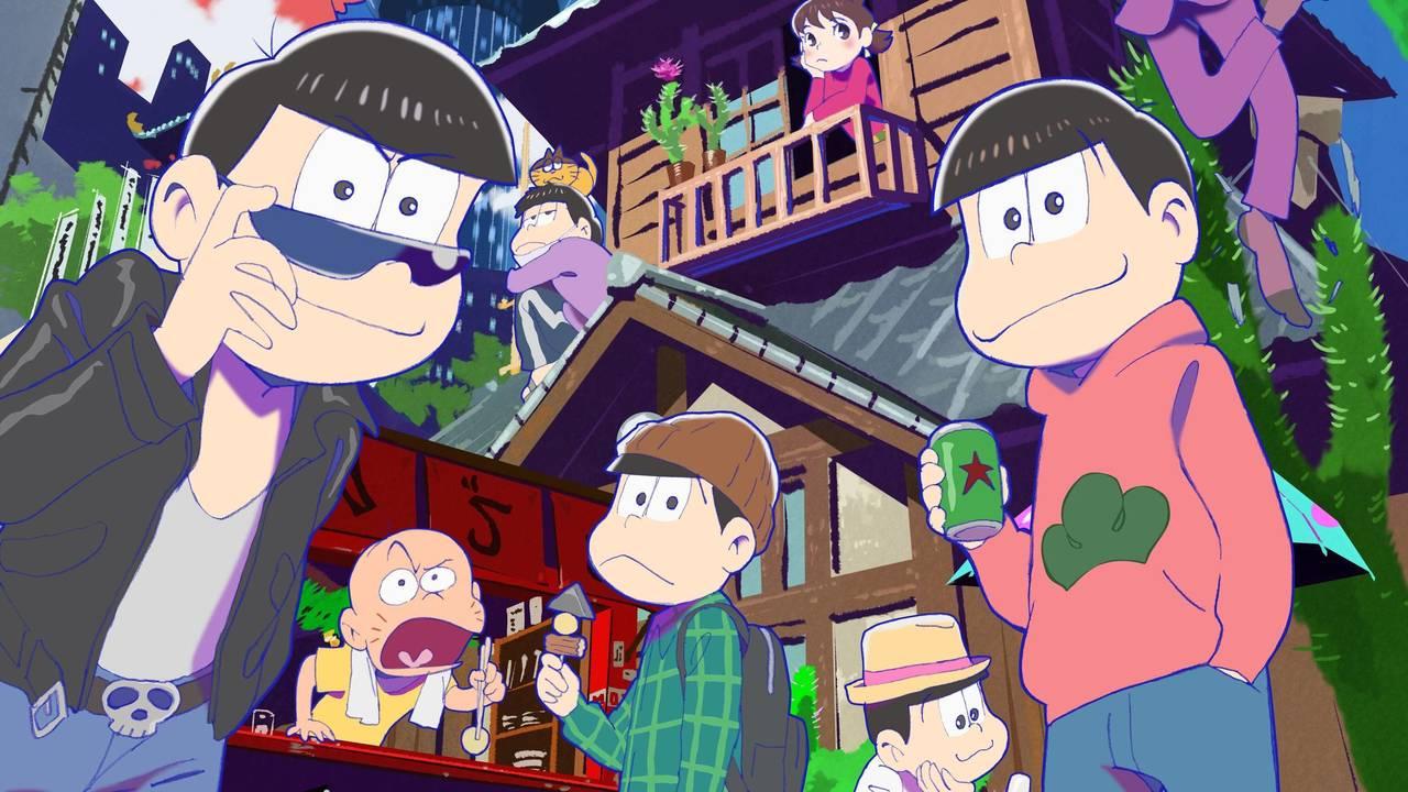 『おそ松さん』のアニメ2期は?アニメーターさん「二期やってほしいくらい。」
