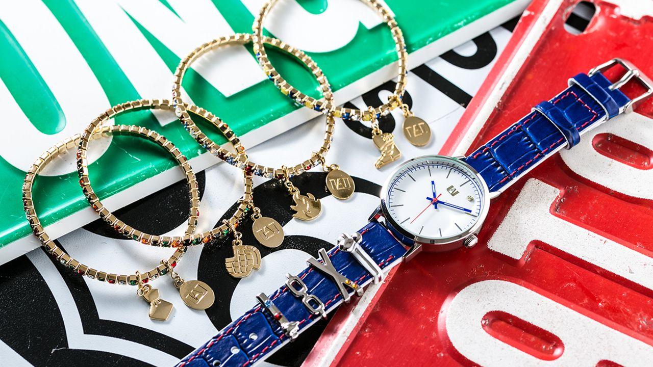 『ヒロアカ』新コラボは体操服イメージ腕時計&キャラモチーフブレスレット!チャームは外せて普段使いもできそう!