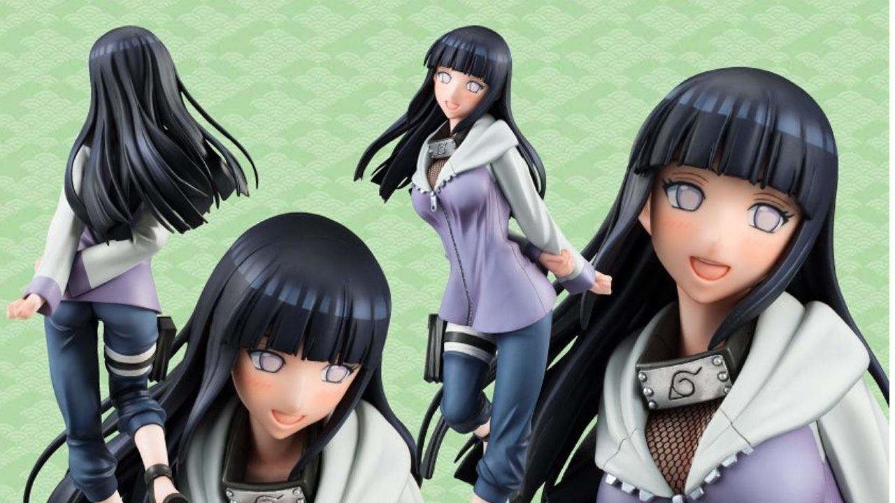 『NARUTO疾風伝』女性キャラのフィギュアシリーズ「NARUTOギャルズ」誕生!表情など細かく再現された彩色仕上げのフィギュア