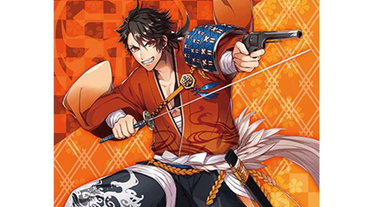 『刀剣乱舞』カードゲーム『ヴァンガード』に描き下ろしを携え再び参戦!1枚目はカッコ可愛い初期刀が登場!