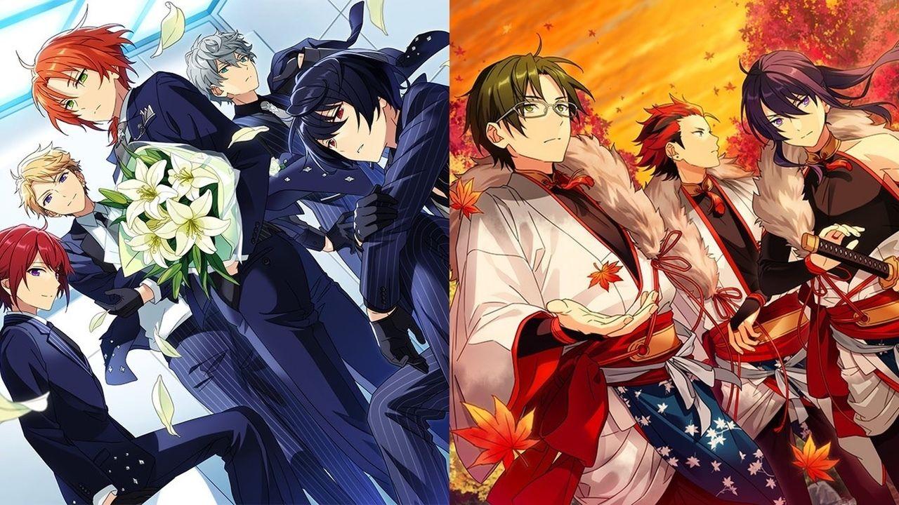 『あんスタ』Knights&紅月のユニットCDジャケット公開!Knightsはキャスト陣が再現したイラスト!