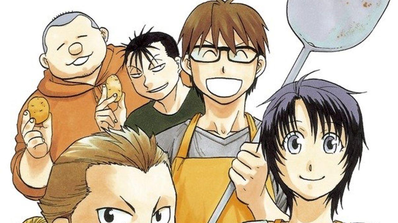荒川弘先生の漫画『銀の匙』がしばらく休載へ。再開時期は後日発表予定。