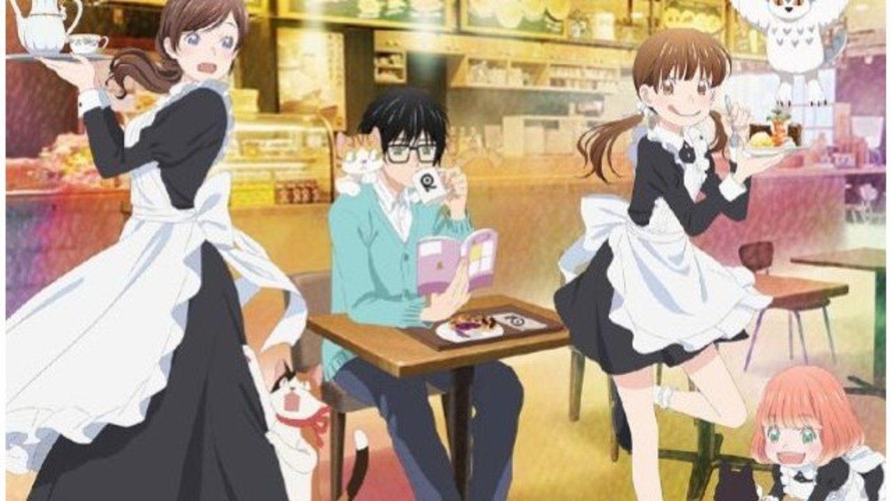 『3月のライオン』に登場するメニューも!コラボカフェで川本家の料理を味わっちゃおう!