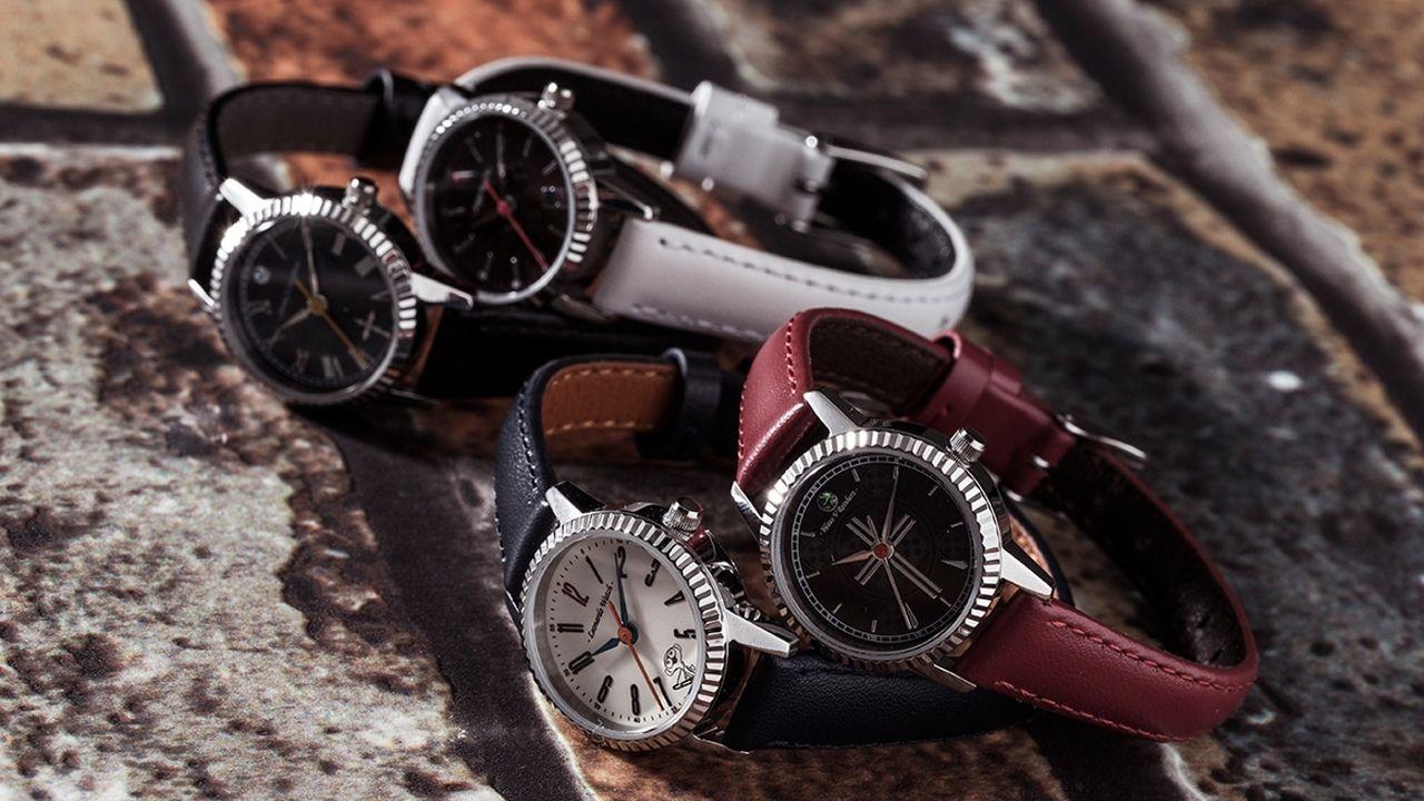 『血界戦線』レオ、クラウス、ザップ、スティーブンをイメージした腕時計が登場!