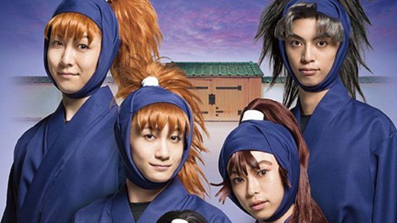 ミュージカル『忍たま乱太郎』の最新作は初の忍務に挑む五年生が主役!?がんばれ五年生!