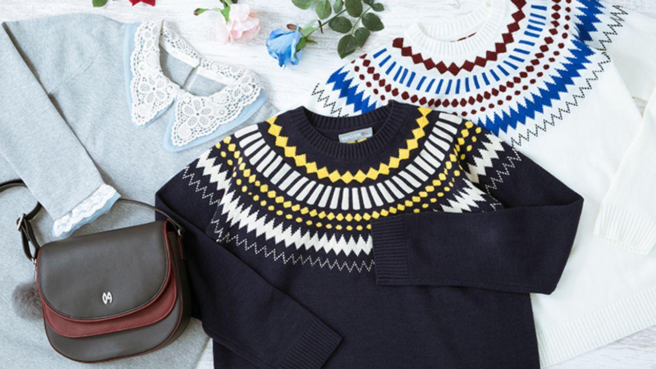 『エヴァンゲリオン』オフィシャルショップ 5周年記念のイラストを商品化!シンジや綾波の秋のお出かけコーデ服!
