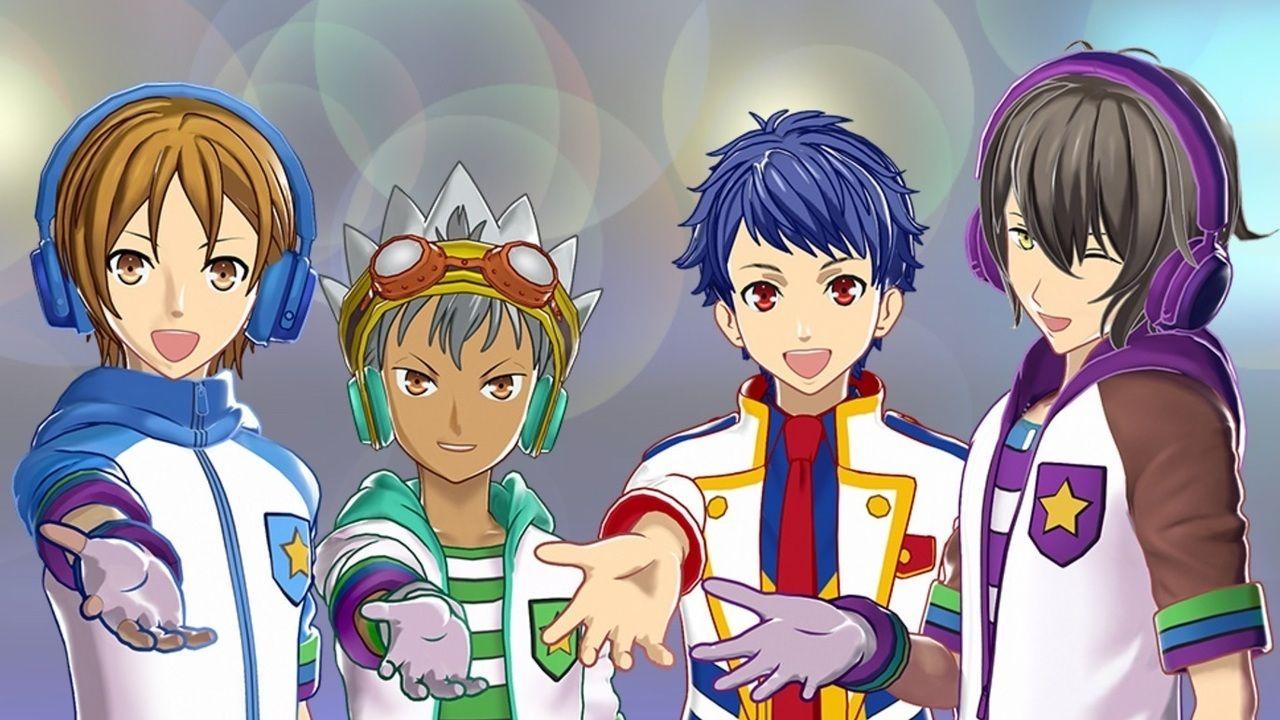 11月開催のAGFで『キンプリ』のコウジ、ヒロ、カヅキ、シンに会える!?好評のVRコンテンツが出展決定!