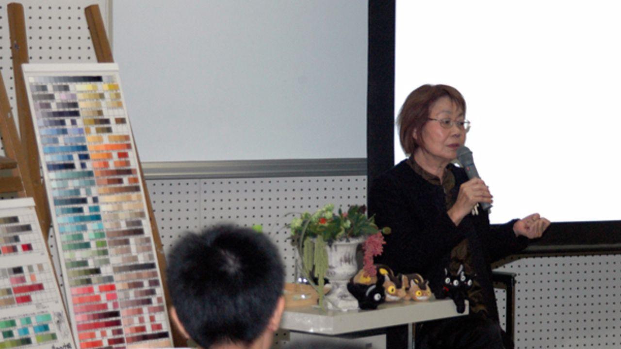 スタジオジブリの色彩設計を担当された保田道世さん(享年77歳)が病気のため10月5日死去。