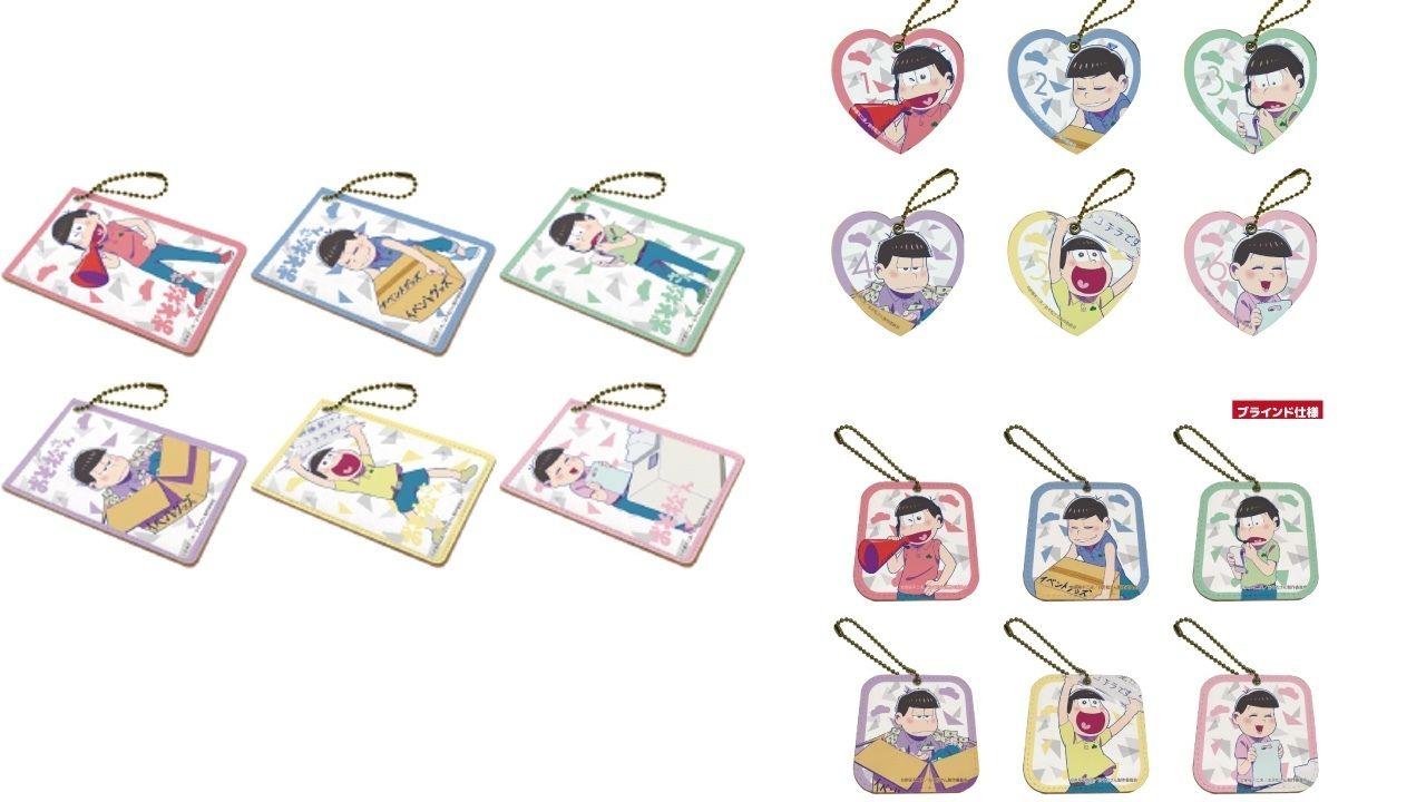 『おそ松さん』×渋谷マルイ描き下ろしイラスト第2弾のグッズ追加情報を公開!どのアイテムが気になる?