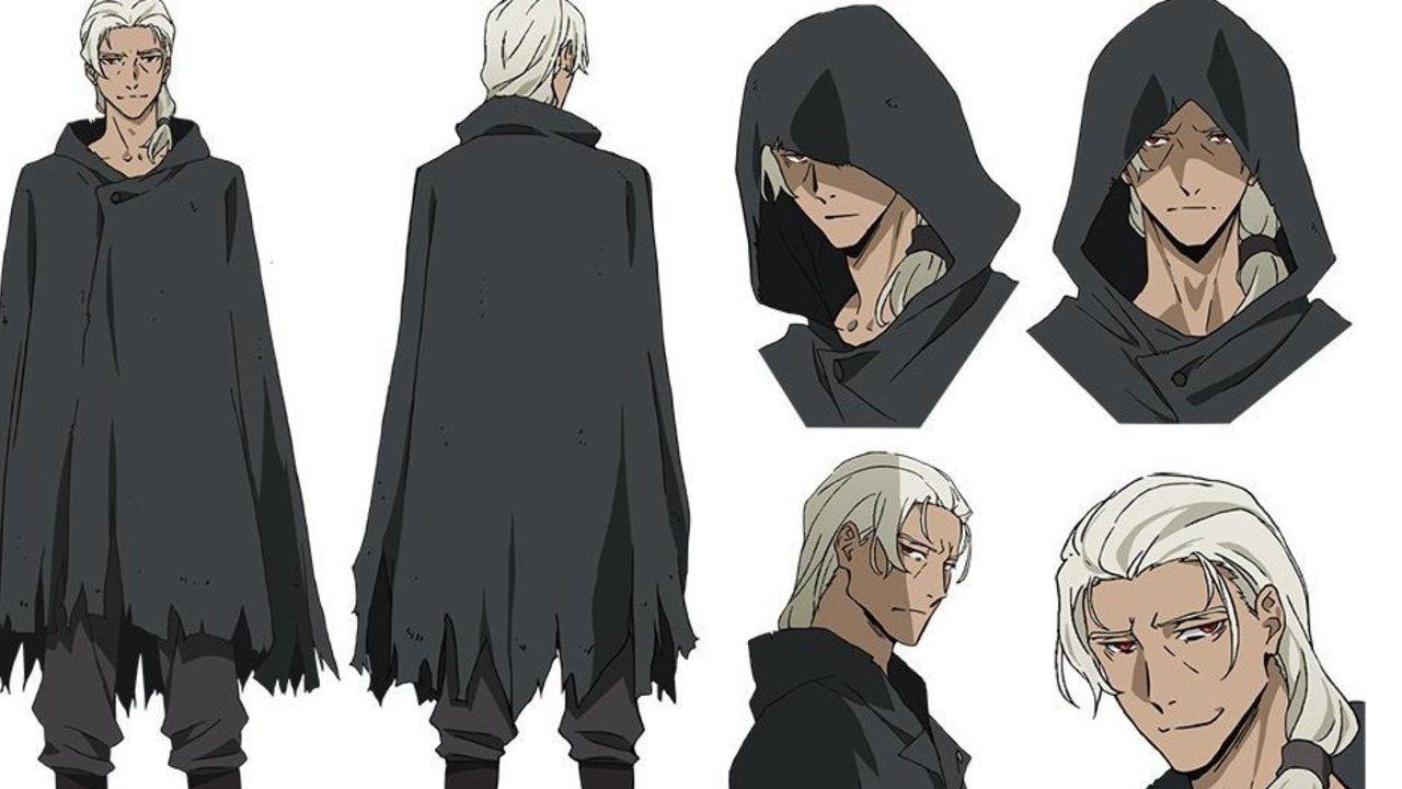 『文スト』新たなキャラクター設定が公開!ミミックの首領ジイドの声を担当するのは三木眞一郎さん!