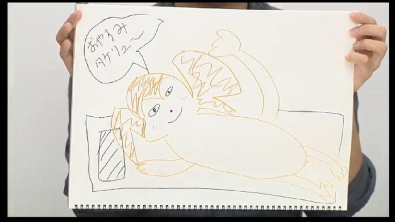 榎木淳弥さんらのイラストが商品化される日は…。『デジモンtri.』ニコ生企画にて描かれたイラストの企画案は無事通るのか!?