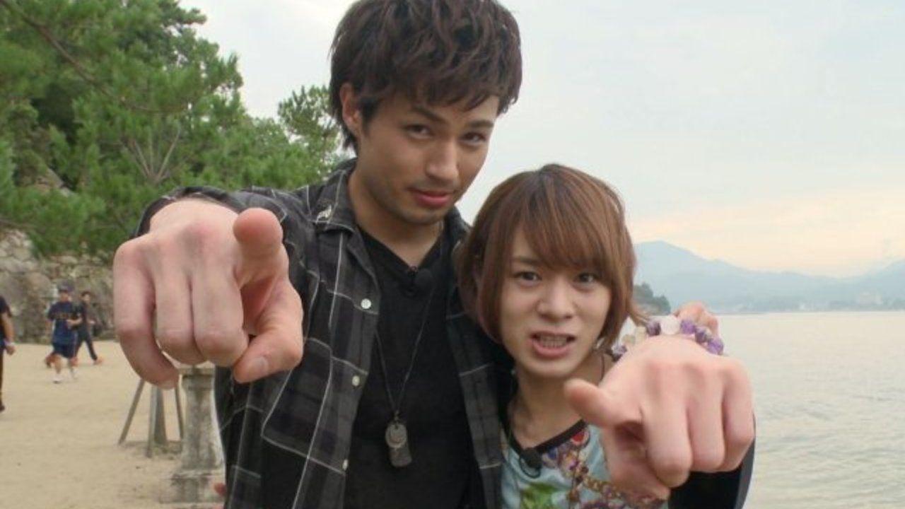 厳島神社公演成功祈願!ミュージカル『刀剣乱舞』のキャスト2人のロケ番組が配信開始!