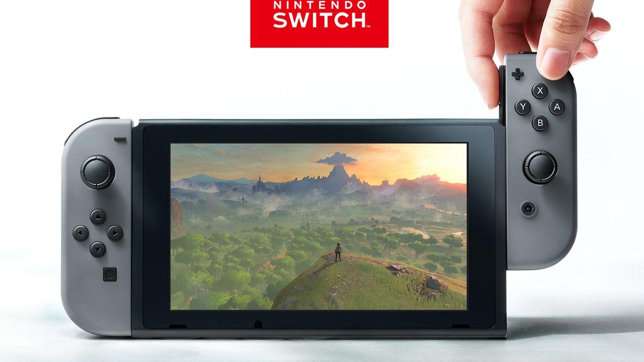 持ち歩ける家庭用据え置きゲーム機!?任天堂が新たに生み出したゲーム機「Nintendo Switch」を発表!