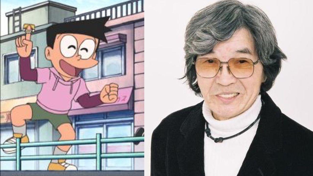 アニメ『ドラえもん』で先代のスネ夫役などを演じていた声優・肝付兼太さんが肺炎のため死去。