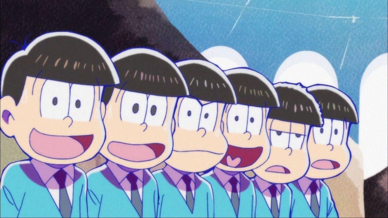 『おそ松さん』第2クール放送決定!EDテーマのジャケット画像も公開!